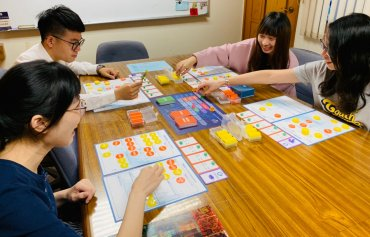 圓夢商品-【財報桌遊】邊玩邊學財務報表分析